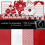 Oh Canada Mini Pack-$4.00 (Albums to Remember)