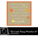 The Little Things WordArt 24 Freebie-$0.00 (Lasting Impressions)