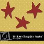 The Little Things July Freebie-$0.00 (Lasting Impressions)