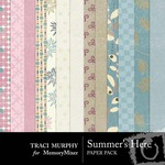 Summers Here Paper Pack-$3.99 (Traci Murphy)