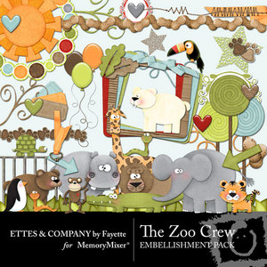 Zoocrewembellishmentpack medium