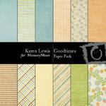 Good Times KL Paper Pack-$3.99 (Karen Lewis)