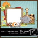 The Zoo Crew QuickMix-$4.99 (Ettes and Company by Fayette)