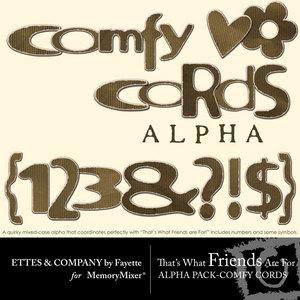 Twfaf alpha comfycords medium