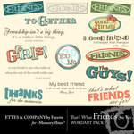 TWFAF WordArt Pack-$2.99 (Fayette Designs)
