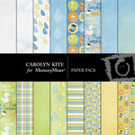 Duck Weather Paper Pack-$3.99 (Carolyn Kite)