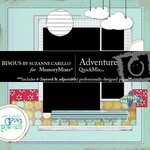 Adventure SC QuickMix-$5.00 (Bisous By Suzanne Carillo)