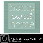 The Little Things WordArt 26 Freebie-$0.00 (Lasting Impressions)
