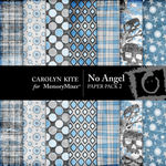No Angel Paper Pack 2-$3.99 (Carolyn Kite)