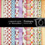 Fruitopia Paper Pack 1-$2.40 (Carolyn Kite)