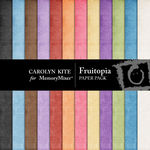 Fruitopia Paper Pack 2-$3.99 (Carolyn Kite)