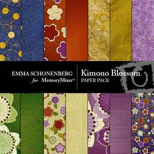 Kimono blossom pp medium