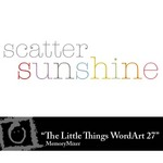 The Little Things WordArt 27 Freebie-$0.00 (Lasting Impressions)