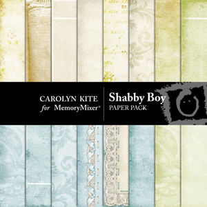 Shabby boy pp medium