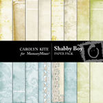 Shabby Boy Paper Pack-$3.99 (Carolyn Kite)