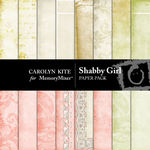 Shabby Girl Paper Pack-$3.99 (Carolyn Kite)