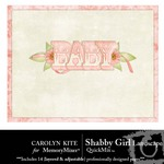 Shabby Girl Landscape QuickMix-$4.99 (Carolyn Kite)