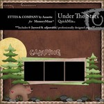 Under The Stars QuickMix-$5.00 (Ettes and Company by Annette)