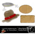 Mixin Buckets of Fun Freebie Pack 3-$0.00 (Lasting Impressions)