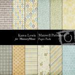 Maxwell Paper Pack-$3.99 (Karen Lewis)