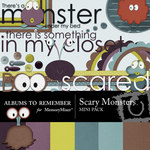 Monster Mini Pack-$4.00 (Albums to Remember)