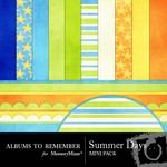 Summer Days Mini Pack-$4.00 (Albums to Remember)