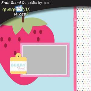 Fruitstand qm medium