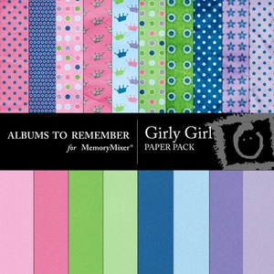 Girly pp medium