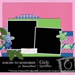 Girly QuickMix-$4.00 (Albums to Remember)