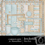 Java Junkie Mini Pack-$3.99 (Carolyn Kite)