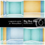 Big Boy Bed Paper Pack 3-$2.99 (Carolyn Kite)