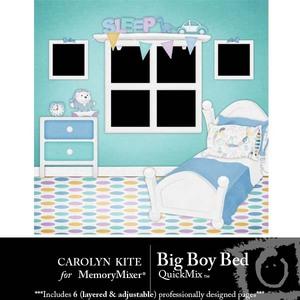 Big boy bed qm medium
