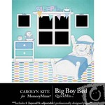 Big Boy Bed QuickMix-$3.99 (Carolyn Kite)