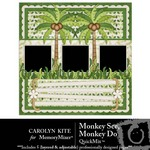 Monkey See Monkey Do QuickMix-$3.99 (Carolyn Kite)