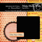 Make Her a Wish QuickMix-$4.00 (Melissa Nuttall)