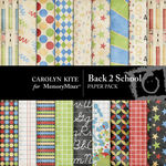 Back to School Paper Pack-$3.49 (Carolyn Kite)