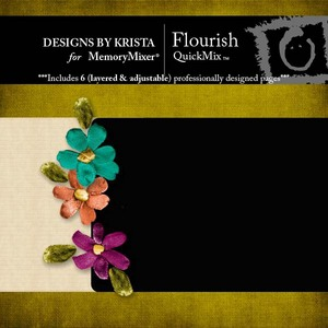 Flourish qm medium