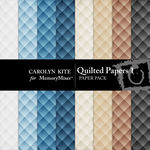 Quilted Paper Pack-$3.99 (Carolyn Kite)