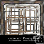 Everyday Frame Pack-$2.49 (Carolyn Kite)