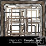 Everyday Frame Pack-$1.50 (Carolyn Kite)