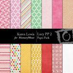 Lucy Paper Pack 2-$3.99 (Karen Lewis)