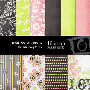 Blossompaper medium
