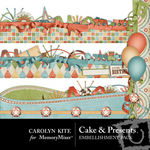 Cake and Presents Border Pack-$2.49 (Carolyn Kite)