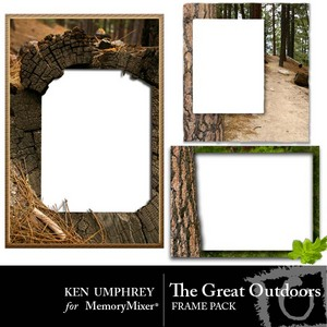 The great outdoors frames medium