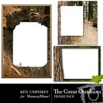 The great outdoors frames small
