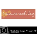 The Little Things WordArt 32 Freebie-$0.00 (Lasting Impressions)