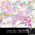 Big Girl Bed Embellishment Pack-$2.99 (Carolyn Kite)
