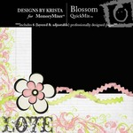 Blossom QuickMix-$5.00 (Designs by Krista)