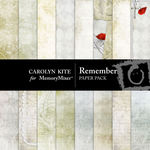 Remember Paper Pack-$3.99 (Carolyn Kite)