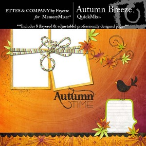Autumn breeze medium